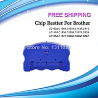Wholesale For Brother I generation Chip resetter for Brother LC103 LC105 LC107 LC113 LC115 LC117 LC123 LC125 LC127 LC133 LC161 LC163 etc