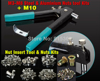 add electrical socket - M3 M10 Add nuts Rivet Nut Tool Kits Inserting tool rvnut gun nut tool only for M10 Aluminium Nut