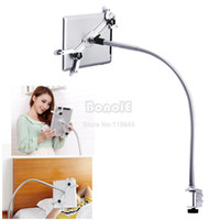 For Apple For Ipad3 For 7 Brand New 2014 Bed Tablet PC Mount Holder Stand 360 Degree Rotating For iPad & tablet PC High Quality 5-10 inch b7 SV002526
