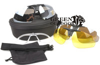 Wholesale Daisy C5 Polycarbonate Tactical Eye Protection Glasses Outdoor Sports Goggles LY11