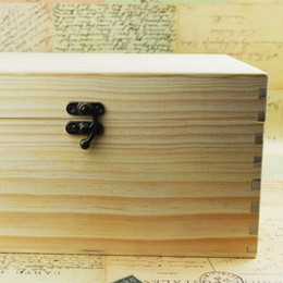 Hot sale Essential Oil Wooden Storage Box 24x5ml   10ml & 5x50ml bottles Handmade Multifunction partition Natural pine wood without paint