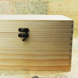 Древесное масло для продажи-Горячая продажа Эфирное масло деревянный ящик для хранения 24x5ml / 10мл 5x50ml бутылки ручной многофункциональный раздел Натуральный сосновый лес без краски
