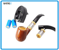 Cheap New designed big vapor pipe618 E-pipe 618 DY epipe 618 electronic cigarette with high quality package a full sets accessories