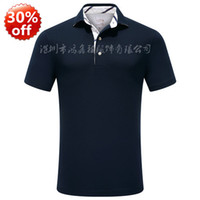 Wholesale Men Golf shirt with big discount summer new Golf T shirt for man sports clothing for man mens Polo golf shirts short sleeve sport shirt