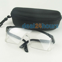 Wholesale New Lab Clear Lens View Safety Specs Glasses Goggles FREE storage pouch