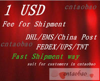 Wholesale pay for extra shipment fee in cntaobao suit for customers in cntaobao