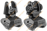 aperture sight - Drss FAB Defense FBS RBS Rear and Front Dual Aperture Back Up Sights Set Black DS1588A