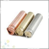 Wholesale Newest nine Mod Mechanical Mod Clone Nine Mech Mod E cig with thread VS mutant E cig vanilla stingray