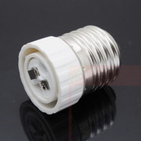 Wholesale E27 to G4 MR16 Socket Adapter Holder Converter for test LED Halogen CFL Light Bulb Lamp
