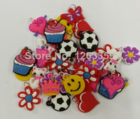 Fashion Bracelets 1 1000 pcs of Charms For Rubber loom bands Loom