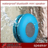 stereo Universal Waterproof Waterproof Wireless Bluetooth Mini Speaker Shockproof Outdoor Sports Portable Stereo Speaker for for iphone 5G 4 G ipad samsung 10pcs up