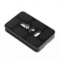 Wholesale NEW PU Camera Quick Release Plate for Benro B KB N TB Tripod Ballhead Arca Swiss D1274