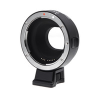 Wholesale YONGNUO Auto focus Smart Lens Mount Adapter EF NEX for Canon EF to Sony NEX E Mount Camera D1297