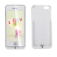 Nuovo Qi Wireless ricarica ricevitore caso/giacca per iPhone 5 5s PA1555 due colori