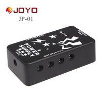 al por mayor la corriente continua 18v-Adaptador de corriente de alimentación JOYO JP-01 Efecto Pedales Potencia de salida de 8 vías DC 9V y 2 vías DC 18V para guitarra eléctrica Piezas I350