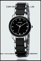 Modern Women's Round New popular women stainless steel watches, fashionable brand japan movement K455L