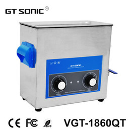Wholesale Ultrasonic cleaner hot water power washer Industrial ultrasonic nozzle cleaner dental laboratory equipment price VGT QT