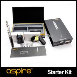 Wholesale Newest Kit Aspire Ego Starter Kit 1.5Ml Aspire K1 Clearomizer Kit Aspire Coil BVC 900Mah CF Battery G-power Ego Battery