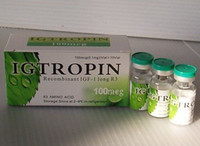 11   supply IGTROPIN HGH, IGF-1 LR3(insulin-like growth factor)100mcg 1mg, beauty, fitness, growth promotion