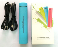 Wholesale 3 in Mobile Power bank Speaker mAh Power Bank Mini Portable Speakers External battery charger for iPhone plus