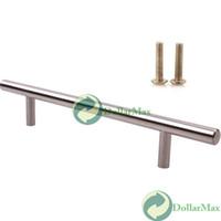 Ceramic Furniture Handle & Knob  [High Quality] 128MM Aluminum Kitchen Cabinet Hardware Pull Handle wholesale