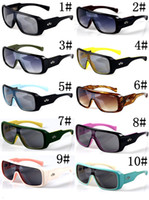 PC Sports Wayfarer Wholesale - 2014 New Fashion Designer Sports Sunglasses Evoke Amplifier Brand Outdoor Mens Women Motorcycle sunglasses 15 colors 100p Y349