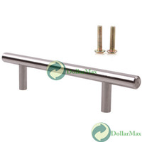 Ceramic Furniture Handle & Knob  [High Quality] 96MM Aluminum Kitchen Cabinet Hardware Pull Handle wholesale