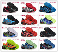 best cross trainer shoes - OP Best Quality Mens Hiking Shoes Waterproof Athletic Shoes Speed Cross Hiking Shoes Outdoor Sport Trainers