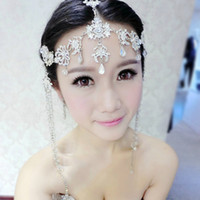 Wholesale Each one Butterfly Crown Wedding Bridal Tiara Jewelry Crystal Hair Ornaments Wedding Dress Accessories