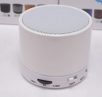 answer button - HOT S10 wireless mini bluetooth speaker with Strong bass Support TF Card For Phones support answer calling ZE4
