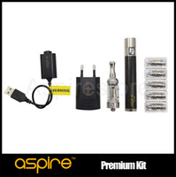 Cheap Newest Aspire Premium Starter Kit Aspire BVC Coil Mini Aspire Nautilus Starter Kit And Variable Voltage 1000mah Aspire CF VV + Plus Battery