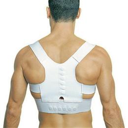 Wholesale Magnetic Posture Back Shoulder Corrector Support Brace Belt