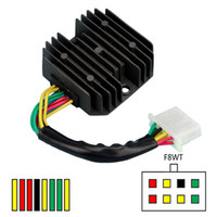 Wholesale PAZOMA Motorcycle Regulator Rectifier With Competitive Price Fits For GL1000 GL1100 GL1200