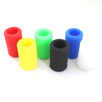 Wholesale 6pcs Medical Silicon Tattoo Grip Cover for Tattoo Kit Tattoo Supply Free