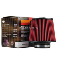Wholesale New Universal K N Cold Air Intake Air Filter mm And mm Height SP1003