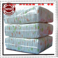 disposable baby diapers - 2014 New Cheap Baby Dry Diapers Economy Pack pack Magic Stick size S M L