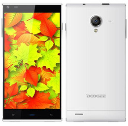 Wholesale DOOGEE DG550 DAGGER MTK6592 Octa core android cell phone Smartphone Inch IPS HD Screen GB RAM GB ROM MP GPS G Dropshipping