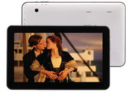 Wholesale Inch Android Tablet PC RAM MB ROM GB GHZ Capacitive Multi Touchscreen Dual Camera WIFI HDMI