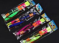 Wholesale Christmas Gift LED Amazing Arrow Flying Helicopter Umbrella Kids Toys Space UFO LED Lighte Up Toys LED arrow helicopter Balloon