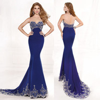 Newest Sheer Celebrity Ball Gowns 2014 Tarik Ediz Long Party...