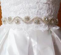 Wholesale 2014 stunning Handmade organza floral Crystal Beaded Bridal Wedding Dress bridal Sashes Belts Wedding Accessories jy004