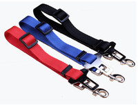 dog harness - Adjustable Car Vehicle Safety Seatbelt Seat Belt Harness Lead for Cat Dog Pet kingdom2013