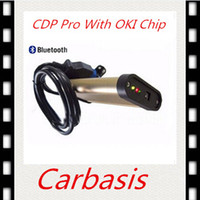 Cheap Car Diagnostic Cables and Connectors CDP Pro plus OKI Chip Best For BMW cdp oki chip tcs cdp pro