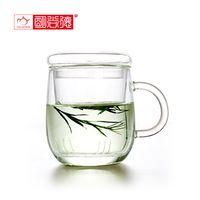 Wholesale MSD glassware dinkware coffe tea set borosilicate glass cup MTB386
