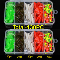 Cheap Soft Baits fishing lures Best fishing lures set Saltwater soft lures
