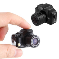 Wholesale Smallest P Mini Video Camcorder F5000 Digital Camera DV DVR with fps Motion Detection Webcam Hot Sale