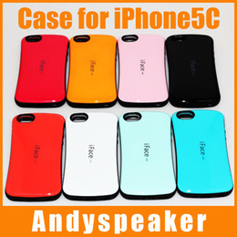 Wholesale 20pcs in Case For iphone plus C for Galaxy S3 S4 S5 NOTE3 NOTE4 PC TPU Hard Iface Case Colorful i face Back Cover Cases
