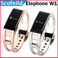Cheap Smart Bracelet Elephone W1 Wristband Smart Watch Energy Bracelet for Android cell Phone Smartphone