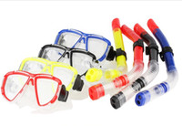 Wholesale fashion New arrive Scuba Diving Mask Snorkel for a hot summer holiday