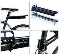 Wholesale DIHAO Cycling Bicycle Carrier Aluminum Alloy disc brake V brake Rear Rack Fender Luggage Seatpost Rack luggage rack